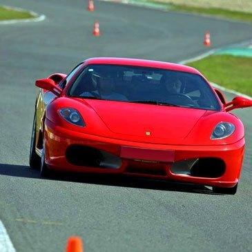 Stage Pilotage Ferrari, département Pas de calais