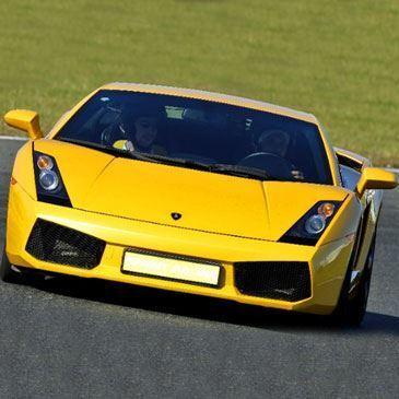 Stage en Lamborghini Gallardo - Circuit Croix-en-Ternois
