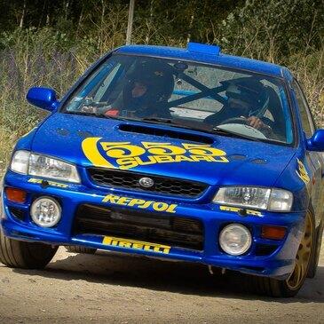 Stage en Subaru Impreza - Circuit Courcelles-lès-lens