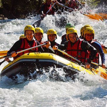 Rafting, département Pyrénées atlantiques