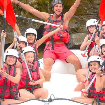 Rafting proche Bidarray