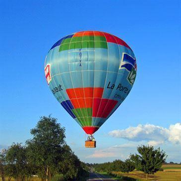Vol en Montgolfière à Saint-Amand-les-Eaux