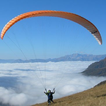 Stage parapente brevet en région Provence-Alpes-Côte d'Azur et Corse