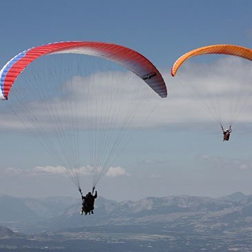 Orcières, Hautes Alpes (05) - Stage d'initiation au parapente