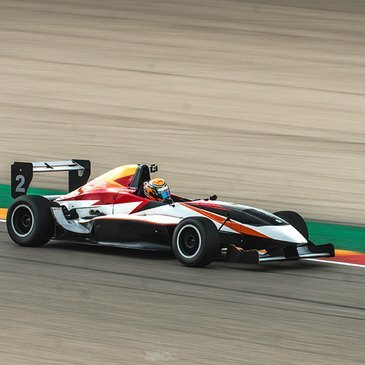 Stage en Formule Renault 2000 - Circuit de Lédenon