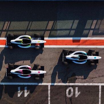 Circuit de Ledenon, Gard (30) - Stage de pilotage Formule Renault