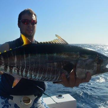 Pêche au gros, département Alpes Maritimes