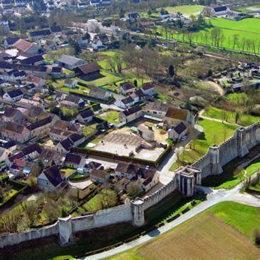 Pilotage ULM proche Aérodrome de Pont-Sur-Yonne