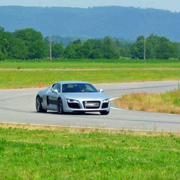 Stage de pilotage Audi R8 proche Circuit de Saint-Dié-des-Vosges