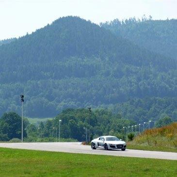 Réserver Stage de pilotage Audi R8 département Vosges