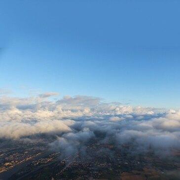 Offrir Baptême de l'air montgolfière en Pays-de-la-Loire