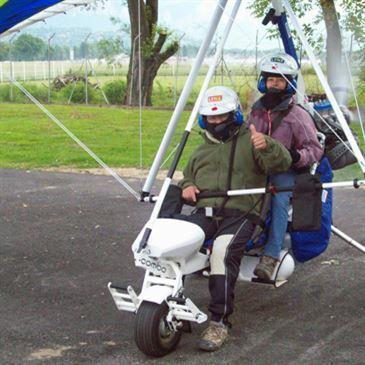 Pilotage d'ULM Pendulaire à Grenoble