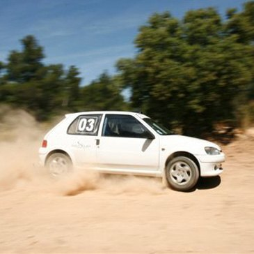 Stage Pilotage Rallye, département Bouches du Rhône