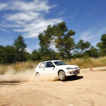 Stage de Pilotage Rallye en région Provence-Alpes-Côte d'Azur et Corse