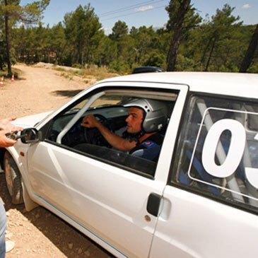 Aix-en-Provence, Bouches du Rhône (13) - Stage de Pilotage Rallye