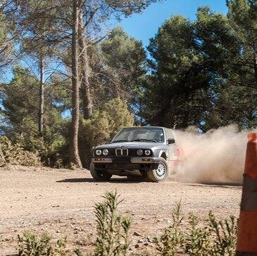 Stage Pilotage Rallye en région Provence-Alpes-Côte d'Azur et Corse