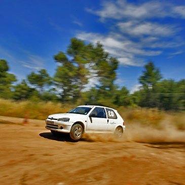 Aix-en-Provence, Bouches du Rhône (13) - Stage Pilotage Rallye