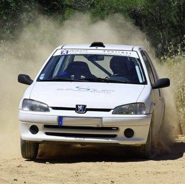 Stage de Pilotage Rallye, département Bouches du Rhône