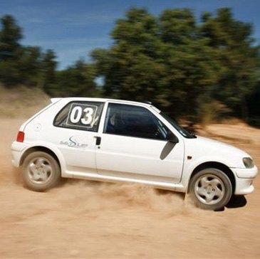 Stage de Pilotage Rallye en région PACA et Corse