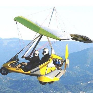 Pilotage ULM, département Hautes Alpes