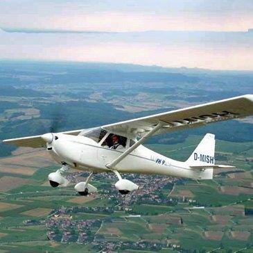 Pilotage ULM en région Provence-Alpes-Côte d'Azur et Corse