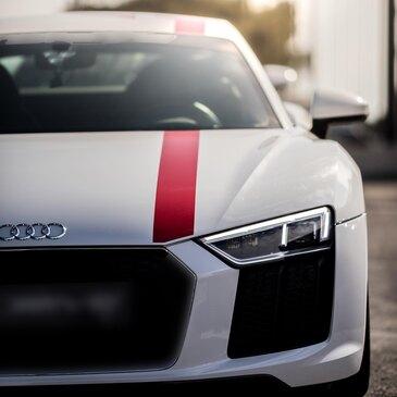 Stage de pilotage Audi R8, département Var