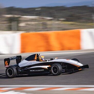 Stage en Formule Renault 2000 - Circuit du Val de Vienne