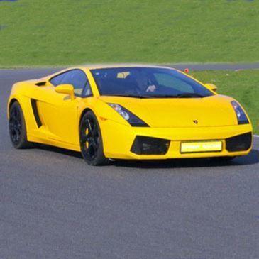 Stage Lamborghini Gallardo - Circuit de Mettet