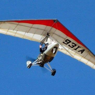 Pilotage ULM en région Languedoc-Roussillon