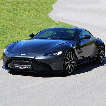 Stage Aston Martin V8 Vantage - Circuit de Mettet