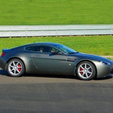 Stage en Aston Martin - Circuit de Folembray