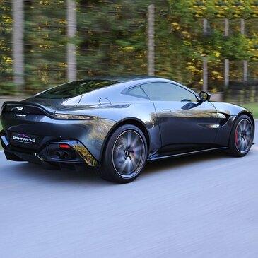 Stage de Pilotage Aston Martin, département Pas de calais