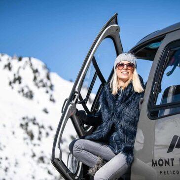 Vol d'initiation au pilotage en hélicoptère à Annecy