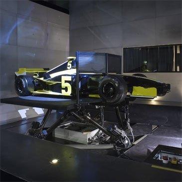 Simulateur de Pilotage en Formule 1 à Lyon