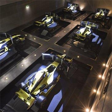 Simulateur de Pilotage Auto en région Rhône-Alpes