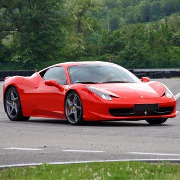 Stage en Ferrari 458 Italia - Saint-Laurent-de-Mûre