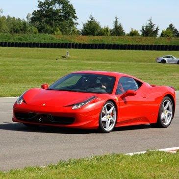 Circuit de Saint-Laurent-de-Mûre, Rhône (69) - Stage de pilotage Ferrari