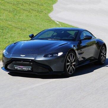 Stage de Pilotage Aston Martin en région Rhône-Alpes