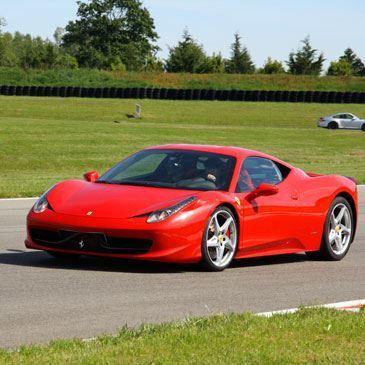 Stage en Ferrari 458 Italia - Circuit de Bresse