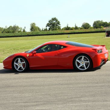 Stage Pilotage Ferrari, département Saône et loire