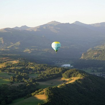 Cantal (15) Auvergne - SPORT AERIEN