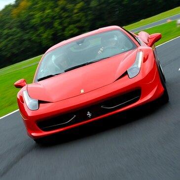 Stage en Ferrari 458 Italia - Circuit de Trappes