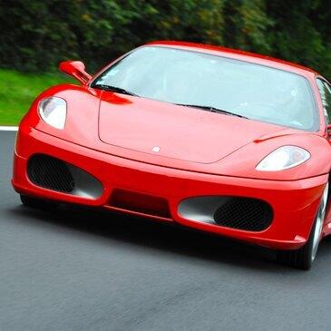 Stage de Pilotage en Ferrari F430 - Circuit d'Abbeville