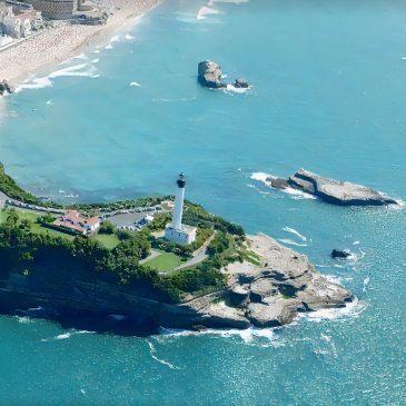 Aéroport de Biarritz Pays Basque, Pyrénées atlantiques (64) - Baptême de l'air hélicoptère