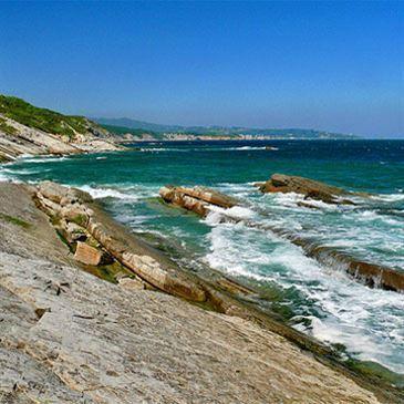 Baptême de l'air en Hélicoptère à Biarritz Côte Basque en région Aquitaine