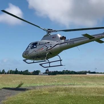 Pilotage Hélicoptère en région Aquitaine