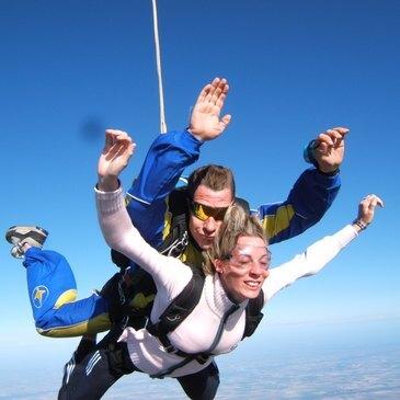 saut en parachute marck 62