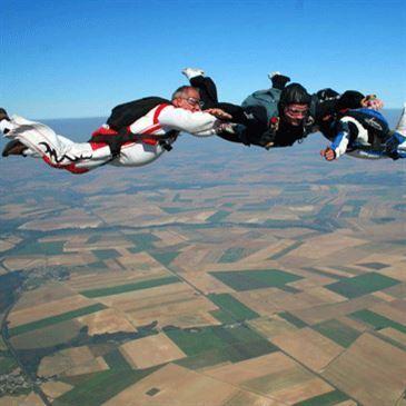 Stage de Parachutisme PAC à Péronne