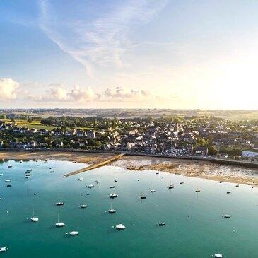 Beauvoir - Hélisurface du Mont-Saint-Michel, Manche (50) - Baptême de l'air hélicoptère