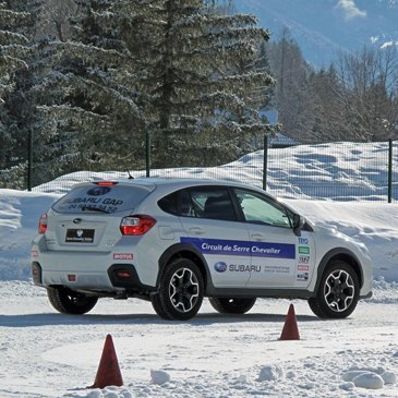 Briançon - Circuit de Serre Chevalier, Hautes Alpes (05) - Stage de Pilotage sur Glace